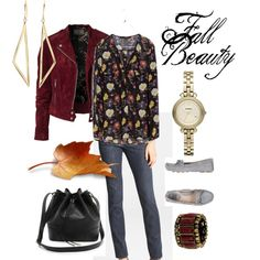 """""""Fall Beauty"""" on Polyvore"""
