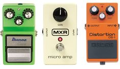 Tone Tips: Overdrives and Distortions and Boosts, Oh My http://www.premierguitar.com/articles/23612-tone-tips-overdrives-and-distortions-and-boosts-oh-my?utm_campaign=crowdfire&utm_content=crowdfire&utm_medium=social&utm_source=pinterest