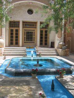 HOTEL MOSHIR AL MAMALEK- YAZD- IRAN