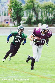 Thun Tigers vs Bienna Jets-6 Sports Pictures, American Football, Jets, Tigers, Football Helmets, Football, Big Cats