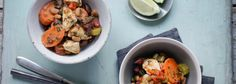 Mexican Chicken and Black Bean Stew