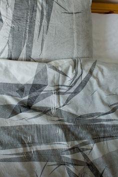 Tyll  Single duvet cover and pillow case by Kalsvart on Etsy, €85.00