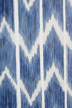 Textured Ikat Wallpaper - anthropologie.com