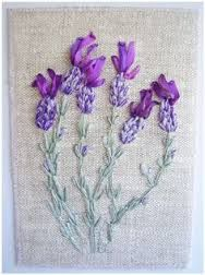 Billedresultat for ribbon embroidery pinterest