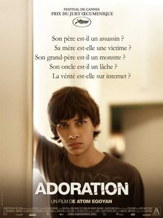 Adoration (French) 11x17 Movie Poster (2008)