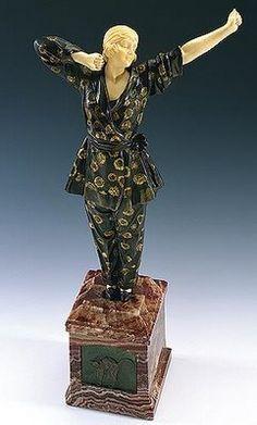 Demètre Chiparus, The Art Deco Sculptor