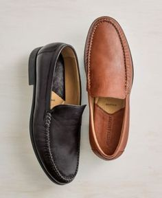 4174d71f2253 Johnston  amp  Murphy Men s Cresswell Venetian Loafer - Brown 10.5M Loafers  Online