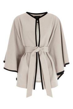 Jackets and Coats   Naturals LIVIA CAPE COAT   Coast Stores Limited