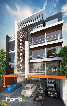 Torre Kingman FARB Arquitectos, constructora e Inmobiliaria en Loja, Ecuador