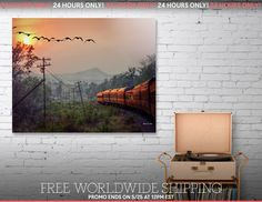 Discover «Traveling», Exclusive Edition Acrylic Glass Print by Frankie Cat - From $85 - Curioos