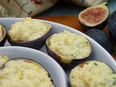 Raw Food Blog » Macadamia Fig Fromage