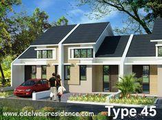 Blok C12a – C21 Edelweis Residence