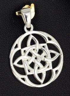Anhänger Bronze Dreiecke  Keltisch Lebensbaum Tree of life Yggdrasil Weltbaum