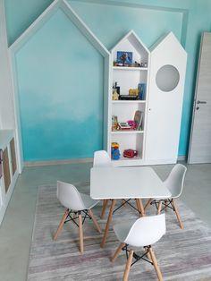 Playroom, Loft, Bed, Furniture, Home Decor, Game Room Kids, Lofts, Stream Bed, Game Room