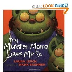 My Monster Mama Loves Me So