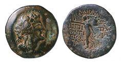 ISLANDS off CARIA, Rhodos. Rhodes. 1st century AD. Æ35 Drachm - Greek Coins - Coins