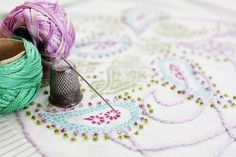 All of the Embroidery Stitches You'll Ever Need
