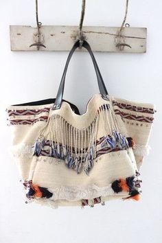 ancient bereber fabric - bags & luggage, designer evening bags, designer evening bags *ad