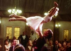 dirty-dancing-patrick-swayze-jennifer-grey - It's all about the Last Scene...