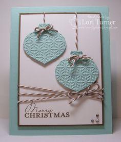 4 Crafty Chicks: Ornaments, Ornaments, Ornaments and Prize Week!