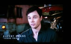 Rupert Evans (Man in the High Castle) - you just get more attractive Rupert!  10/10 show #frankfrink #amazonprime