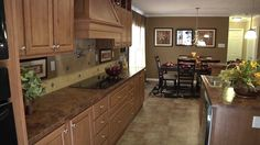 Clayton Homes: The Terminator Model Clayton Homes, Modular Homes, Home Pictures, Homesteading, Kitchen Cabinets, Home Decor, Youtube, Model, Image