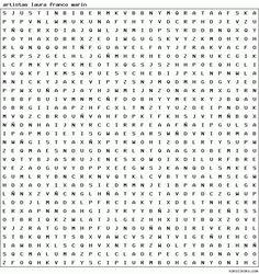 Kokolikoko.com: Sopas de letras