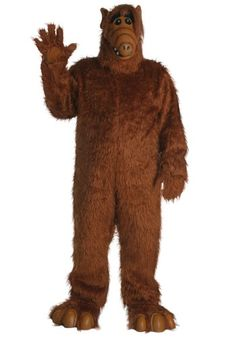 Alf Costume...Nammy had one!