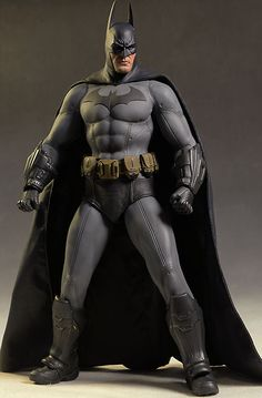 Arkham City Batman sixth scale action figure by Hot Toys Batman Arkham City, Gotham, Game Character Design, Comic Character, Dc Comics, Batman Wallpaper, Batman Artwork, Batman Action Figures, Figure Photography