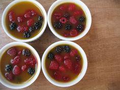 Fruit Juice Gelatin