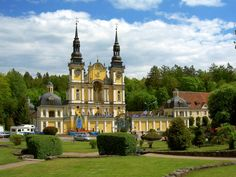Sanktuarium w Świętej Lipce - Polska