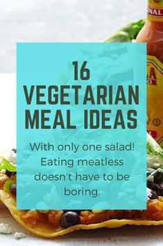 16 of My Favorite Vegetarian Dishes - Life Lived Curiously - These delicious and healthy vegetarian recipes are your new go-to for meatless meals. This list inc - # Amazing Vegetarian Recipes, Vegetarian Desserts, Vegetarian Breakfast Recipes, Healthy Recipes, Sweet Potato Skins, Different Vegetables, Chickpeas, Black Beans, Cooking Recipes