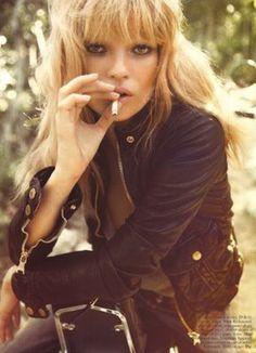 DRUGSTORE AWARDS: Kate Moss for Rimmel Lipsticks! HOLY GOD! | xoJane