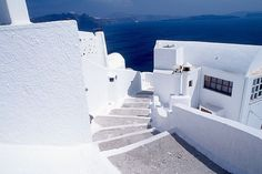 Can you guess what  Greek Island this is?  Click photo to find out!  Leave a comment if you know. (: