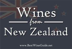 New Zealand Wine, Good News, Wines
