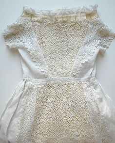 Antique christening gown!