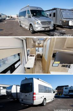 If you're looking for a new that can keep you comfortable and offer endless adventure, then check out the Coachmen Galleria. Stop by and check out this great model, in person! Class B Motorhomes, Motorhomes For Sale, Luxury Motorhomes, Travel Trailers For Sale, Used Rvs, Rv Accessories, New Class, Rv Life, Caravans
