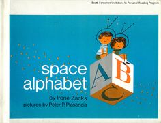 Space Alphabet by Irene Zacks