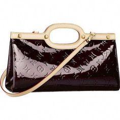 b1b52ca937fe Louis Vuitton Monogram Vernis Roxbury Drive M91995 Aqe   Louisvuittonhandbags Real Louis Vuitton Bag