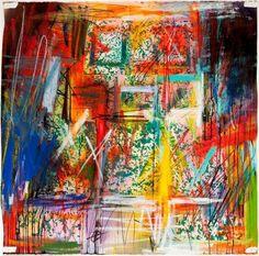 Michael Heizer, 45, 90, 180, Geometric Extraction