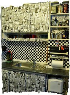 mutfak yenileme- kitchen remodeling