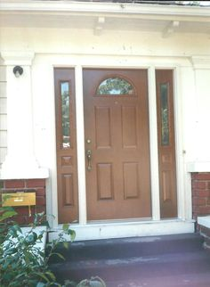 Awesome Entry Door Sidelight Replacement