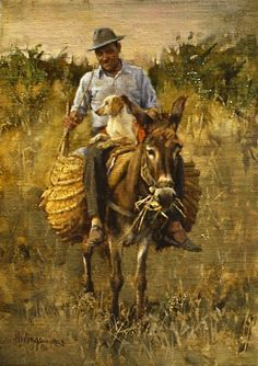Discover evocative western paintings by Larry Fanning. His western artwork is offered for sale and copyright licensing at our location near Denver, CO. Cenas Do Interior, Creation Photo, West Art, Cowboy Art, Man And Dog, Country Art, Realism Art, Horse Art, American Artists