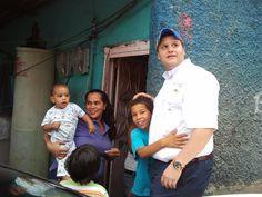 Comunidad de El Calvario en El Hatillo