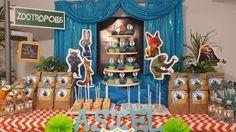 ZOOTOPIA Birthday Party Ideas | Photo 19 of 19