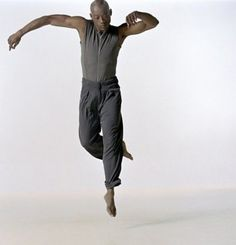 How to Dance Your Way Through the Good, the Bad, and the Music of Life (A tribute to Bill T. Jones) | AmyOes
