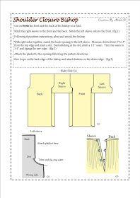 Pattern and instruction for Bishop smocking. Smocking Baby, Smocking Plates, Smocking Patterns, Sewing Patterns, Skirt Patterns, Coat Patterns, Blouse Patterns, Sewing Hacks, Sewing Tutorials