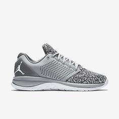 JORDAN Trainer ST Mens Training Shoes 11 Wolf Grey Pure Platinum 820253 003 #Nike #RunningCrossTraining