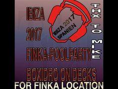 Part1 IBIZA FINKA POOLPARTY @MIKES LA CASA PARTY   BOXIDRO ON TUNES cutet Ibiza, Dj, Party, Parties, Ibiza Town