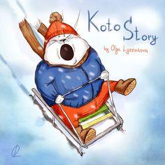 KotoStory by Olga Lysenkova